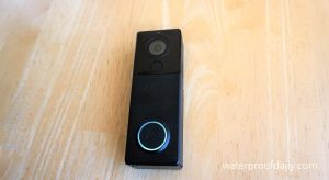 best waterproof wireless doorbell