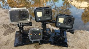 Best underwater action camera