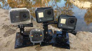 Best underwater action camera