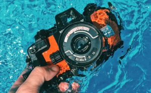 Best underwater camera for diving