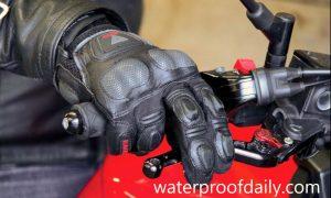 Best waterproof motorcycle gloves