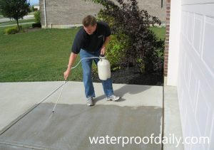 Best concrete waterproofing sealer