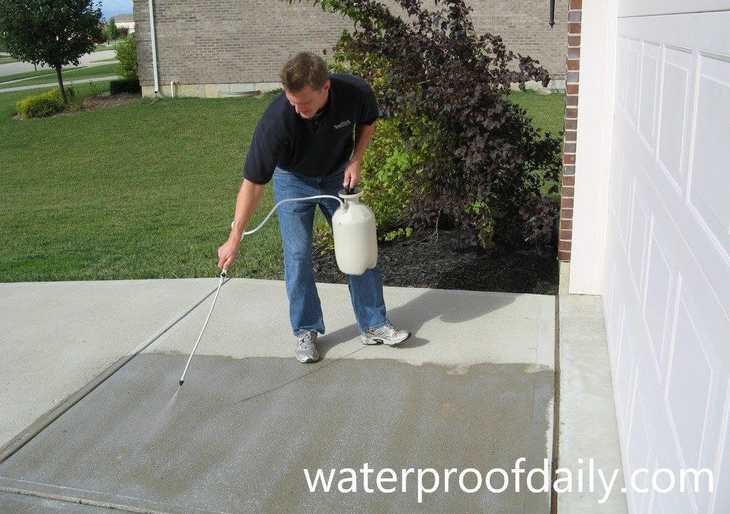 Best Concrete Waterproofing Sealer