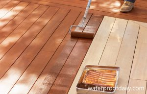 Best waterproofing for pressure treated wood