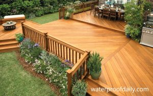 Best waterproof deck stain