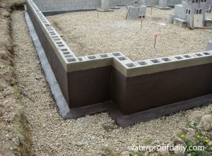 Best Waterproofing for Concrete Block