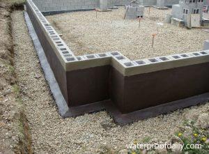 Best Waterproofing for Concrete Block