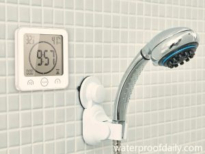Best Waterproof Shower Clock