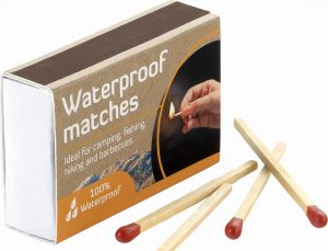 Best Waterproof Matches